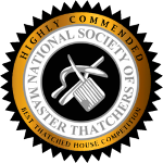 Guild of Master Thatchers Commended
