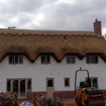 Complete Roof Re-Thatch