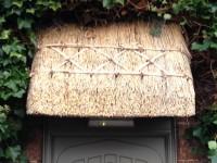 Re-thatch – Olde Coach House Pub, Ashby St Ledgers