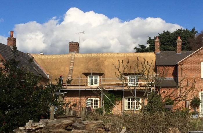 Re-Thatch – Laughton, Leicestershire