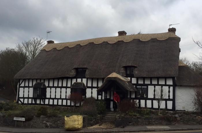 Re-ridge – Cropston, Leicestershire