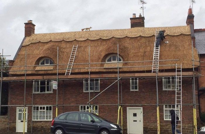 Re-Thatch – Market Harborough, Leicestershire