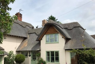 Thatched Roof Damages