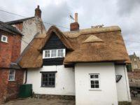 Re-Thatch – Clipston, Market Harborough