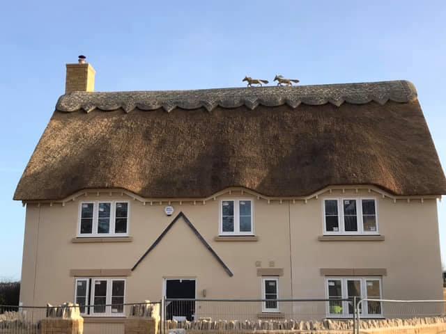 A Stunning New Build Near Cheltenham