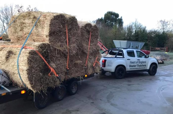 How Do We Transport Our Thatch?